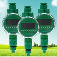 Automatic Intelligent Electronic LCD Display Home Ball Valve Watering Timer Garden Water Timer Irrigation Controller System automatic garden watering timer automatic electronic home ball valve water timer garden irrigation controller system