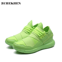 European Fashion Men Casual Shoes Lace Up Comfortable Shoes Men Soft Lightweight Outdoor Zapatos Hombre Trainers