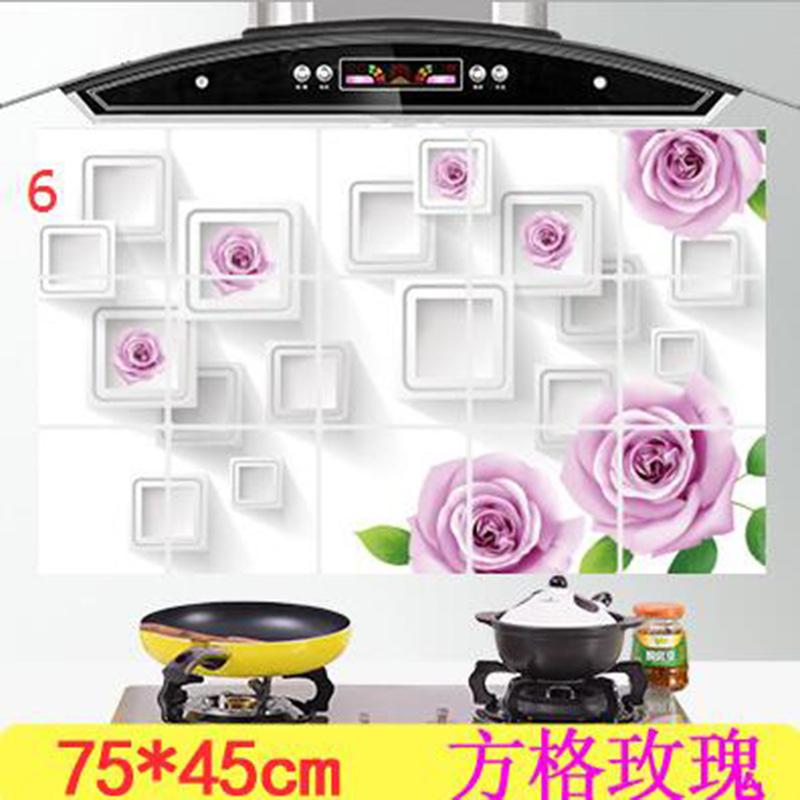 HTB1qv4wOXXXXXbbapXXq6xXFXXX2 - kitchen Anti-smoke Decorative wall sticker Resistant to high aluminum foil tiles cabinet