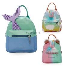 купить 2019 Lady Printing Cute Traveling Bags Fashion Lady Women PU Leather Rucksack Shoulder Bag Girls Backpacks Ladies Backpack по цене 295.89 рублей