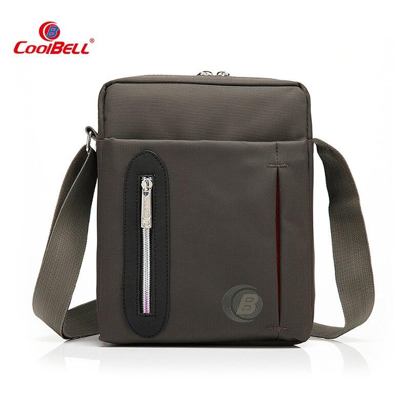 CoolBell 7.9, 8 inch Tablet bag Crossbody Sling Bag for iPad Mini 4 2 3 Case Laptop Pouch Sleeve Cover Shoulder Messenger Bag akr shockproof 7 9 inch tablet sleeve pouch case for ipad mini 4 3 2 mini 3 cover thick