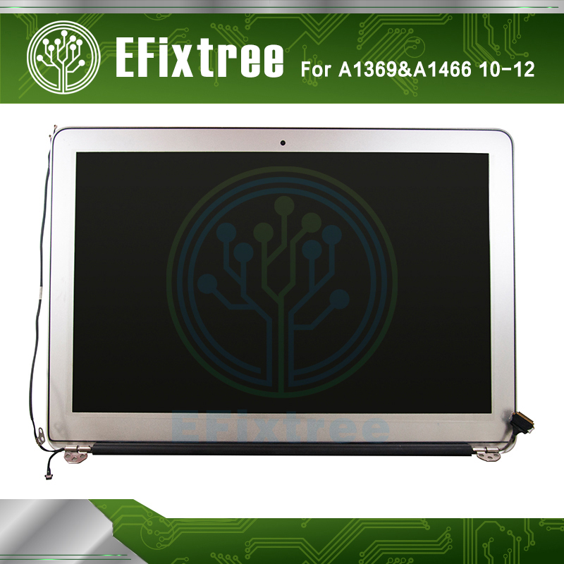 A1369 LCD For Macbook Air 13 A1466 LCD Screen Assembly Display 2010 2011 2012 MC503 MC965 MD231 661-5732 661-6056 661-6630 brand new complete lcd screen display assembly for macbook air 13 a1369 661 5732 mc503 mc965 2010 2011 a1466 2012