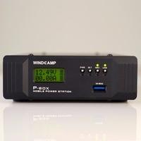 21Ah P Box Mobile Power Station battery/Ham Radio QRP FieldDay FT 817 FT 857 KX3
