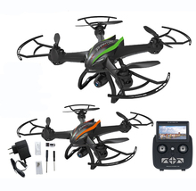 2016 Newest CX-35 2.4GHz 4CH 6-axis Gyro 5.8G RTF RC FPV Quadcopter Professional Drone With 720P HD Camera VS Hubsan X4 H107D