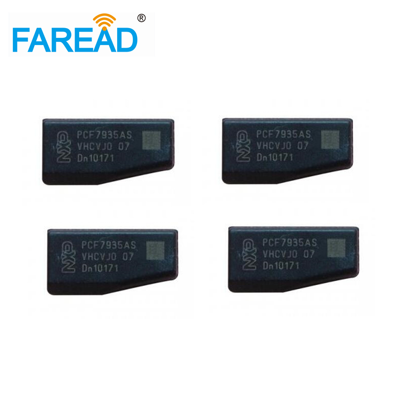 Free Shipping X10pcs PCF7935 / PCF7935AS/AA / Original ID40 Transponder Chip IC Car Key