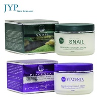 JYP Regeneration Snail Day Cream Rejuvenating Sheep Placenta Night Cream Face Body Care High Quality Moisturizing