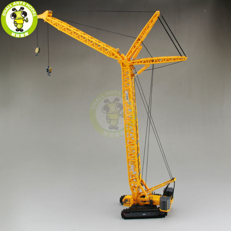 1/120 XCMG XGC260 Crawler Crane Construction Machinery Diecast Model jasco car dash cam novatek 96655 sony imx322 wifi 1080p car dvr registrator video recorder camera dashcam hidden mini camera