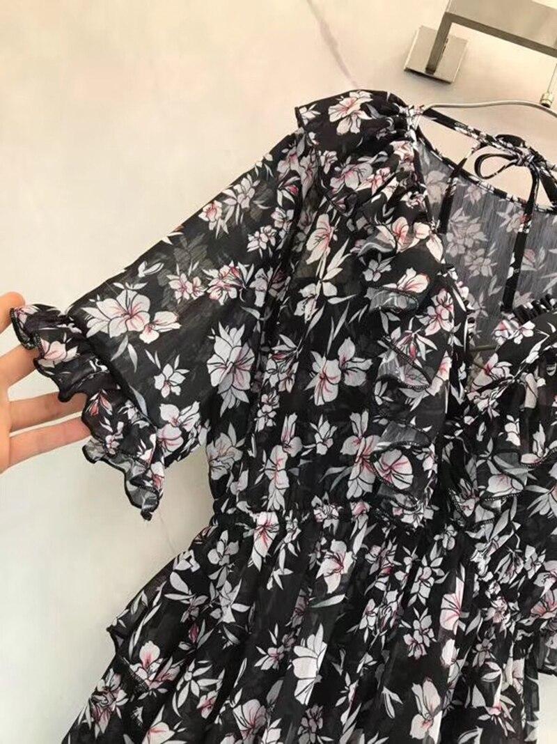 3 Marke Blume Frau Rüschen Bademode Badeanzug Mit Up Halter Frauen 2 Stück Pics Drucken As Cover Backless Dünne qppWtwfr