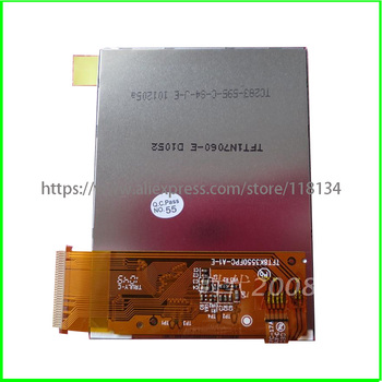 For NEWLAND PT30 NLS-PT30/PT3000 series LCD screen display panel with touch panel digitizer image