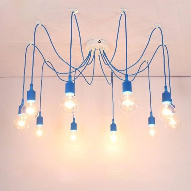 aliexpress koop lukloy diy hanglamp lamp kleurrijke meerdere