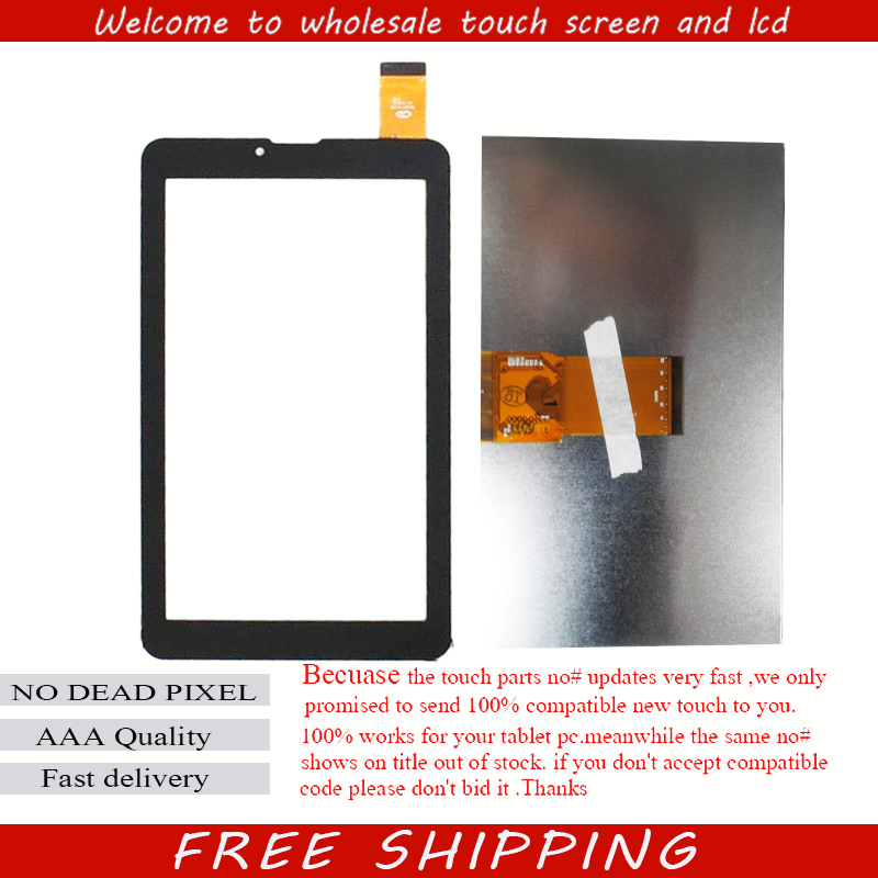 New Touch Screen 7 Tesla Neon 7.0(A772M) Tablet Touch Panel digitizer glass lcd display Sensor Free Shipping lcd screen display touch panel digitizer with frame for htc one m9 black or silver or gold free shipping