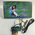"Entrada singal VGA controller board LCD RT2270C-A + 15.6 ""1920x1080 B156HW01 LP156WF1 LCD Con Panel Táctil"