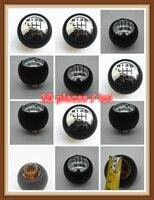 10 pieces /lot for PEUGEOT 307 308 3008 407 5008 807 PARTNER B9 TEPEE Gear Shift Knob citron C3 A51 C4 C4 Picasso c8 Berlingo b9