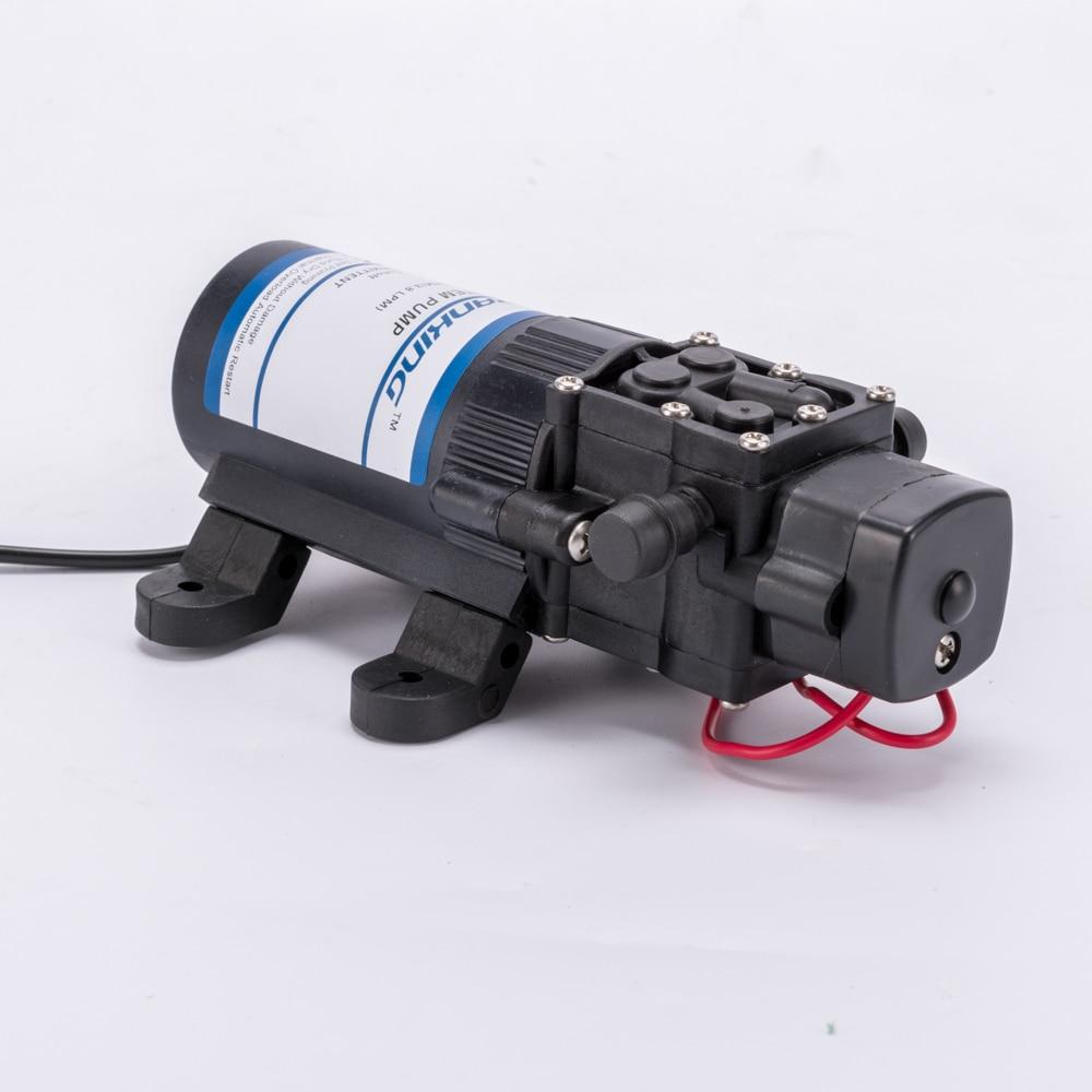 Submersible Water Pumps FL 2202 12V Micro Electric Sprayer Diaphragm Water Pump Self priming Booster Pump