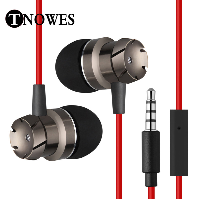 High Quality Stereo Earphone Headphones Handsfree In-ear Headset 3.5mm Mic Earbuds For All Mobile Phone накладки на пороги mitsubishi pajero sport i 2005 2008