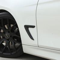 For BMW F30 316I 320I 328I 330I 335I Car Accessories Fender Vents Decorative Cover Trim Stickers