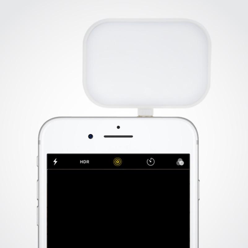 USB платной светодиодный селфи света дополнительных Освещение для Android IPhone смартфон Камера повышения вспышки света