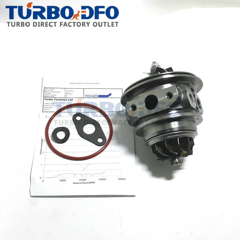 Balanced Garrett turbo charger cartridge core repalce chra 28200-42800 49135-04350 for Hyundai Grand Starex 1.5L 110HP 81KW - Balanced Garrett turbo charger cartridge core repalce chra 28200-42800 49135-04350 for Hyundai Grand Starex 1.5L 110HP 81KW -