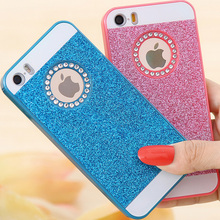 Shiny Powder Case For iPhone