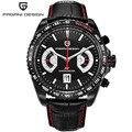 Relogio Masculino 2016 Мужчины Luxury Brand Многофункциональный Спортивные Часы Погружения 30 м Военные Часы Pagani Design 2445