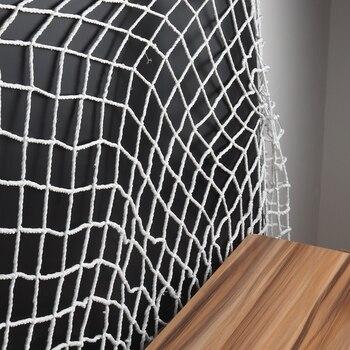 1x22m mesh 10cm Child Safety Net Balcony Railing Stairs Fence Children Playground Guardrail Kids Safety Netting
