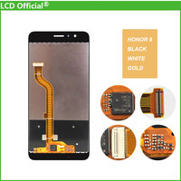 10PCS FREE DHL For Huawei Honor 8 LCD Display Touch Screen 100 Tested Screen Digitizer Assembly