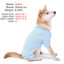 Jumpsuits Clothes For Dogs and Cats