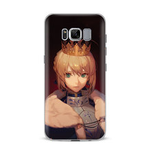 Fate Style Phone Case For Samsung