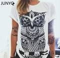 New European Style Summer T shirt Women 2017 Hamsa Hand 3D Print T-shirt Fashion Graphic Tees Women Designer Clothing XS-4XL