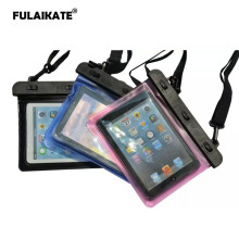 купить FULAIKATE 7 Universal Waterproof Bag for iPad mini Retina 10meters Diving Pouch for iPad mini3 Tablet PC Swim  Protective Case дешево