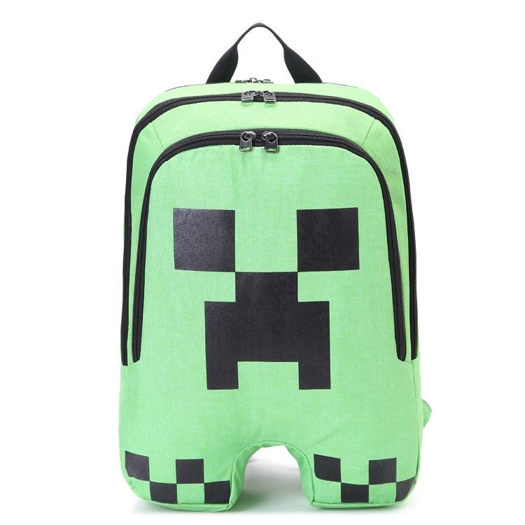 Popular Bag Backpack Minecraft-Buy Cheap Bag Backpack Minecraft ...