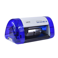 Цифровая виниловая наклейка плоттер для резки DC240, ПУ ПВХ A4 Размеры 100 V 240 V настольный автоматический перематыватель плоттер Офис 290*2000 мм 2018