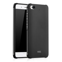 For Xiaomi Mi 5S Case Cover Shockproof Back Cover Matte Smooth Coating Soft Phone Case For