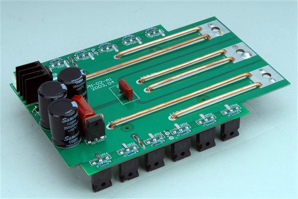 WSE 200(220V) Inverter PCBS For MOSFET-controlled  Inverter Welder