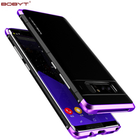 For Samsung Note 8 Case Metal Aluminum PC Back Case Cover For Samsung Galaxy Note 8