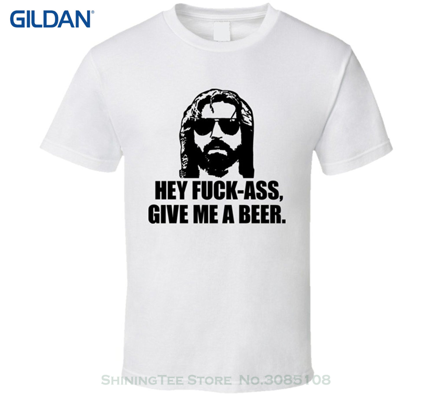 Online Shop GILDAN Shortsleeved Print Letters The Boondock Saints - Create an invoice online for free rocco online store