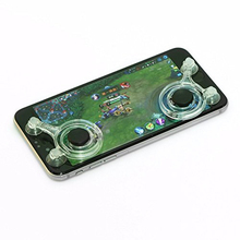 2 Pieces/Set 5 Color Smartphone Mini Joysticks Zero Any Touch Screen Joystick For Phone Tablet Arcade Games NEW Twin Pack