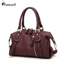 Hot Sale Luxury PU Leather Bag Star Style Brand Design Pillow Bag S All Match Leather