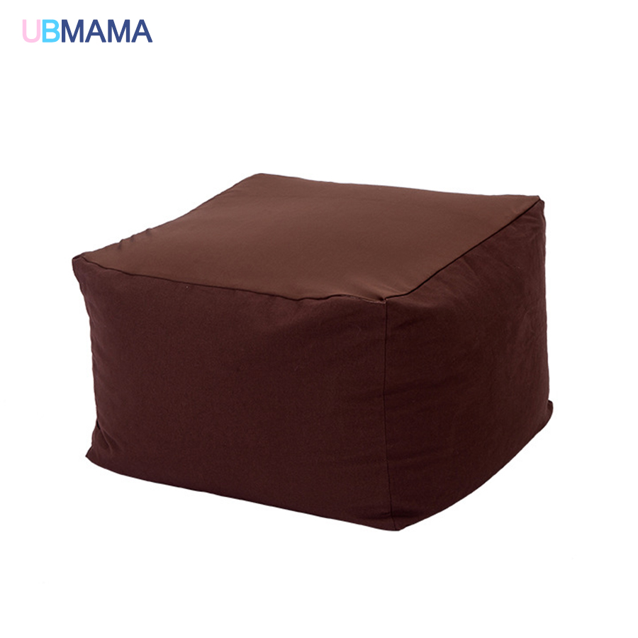 Small Children Lazy Bean Bag Chair Sofa Seat Stool Baby Nursery Slip Detachable 05MM Particle Foam In Seats From