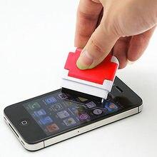 Мини-держатель для мобильного телефона для крепления кронштейна с функцией держателя мобильного телефона экран сиденье стирания