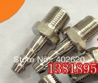Hose Barb Fittings Stainless Steel Hose Barb 6 1 8 Pipe Joint Fittings SS304 Pipe Joint