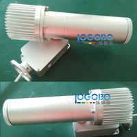 Wholesale Sharp Image Projector Lamp Discount for Artists 20W Led Outdoor Advertising Light Aluminum Silvery AC110-240V, 4PC/Lot