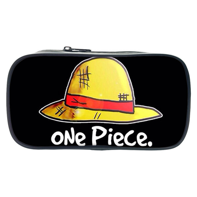 One Piece 3D Printing Printing Pencil Study Case Wallet