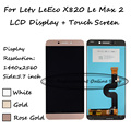 For Letv LeEco X820 X821 X822 X823 X829 Le Max 2 LCD Display + Touch Screen Digitizer Assembly Replacement Free shipping