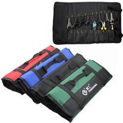 Многофункциональные непромокаемые Оксфордские ручки для переноски складные рулонные сумки портативный набор инструментов для хранения