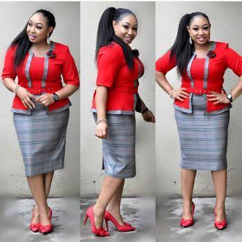 bae75214d78c 2018 mujeres africanas ropa dashiki impresión bazin riche señora ropa  vestido robe africaine más ...