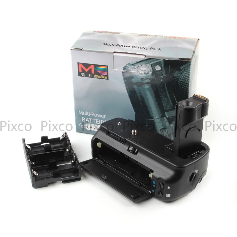 Meike BG-E2 Battery Hand Holder Grip suit for Canon EOS 30D 20D 40D 50D as BP-511