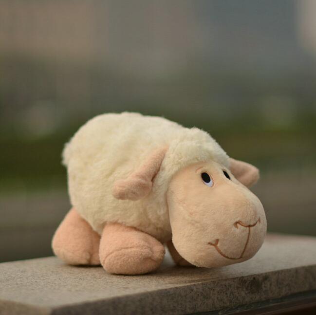 Stuffed Animals Toys Sound Sheep Doll Plush Toy Children Gift