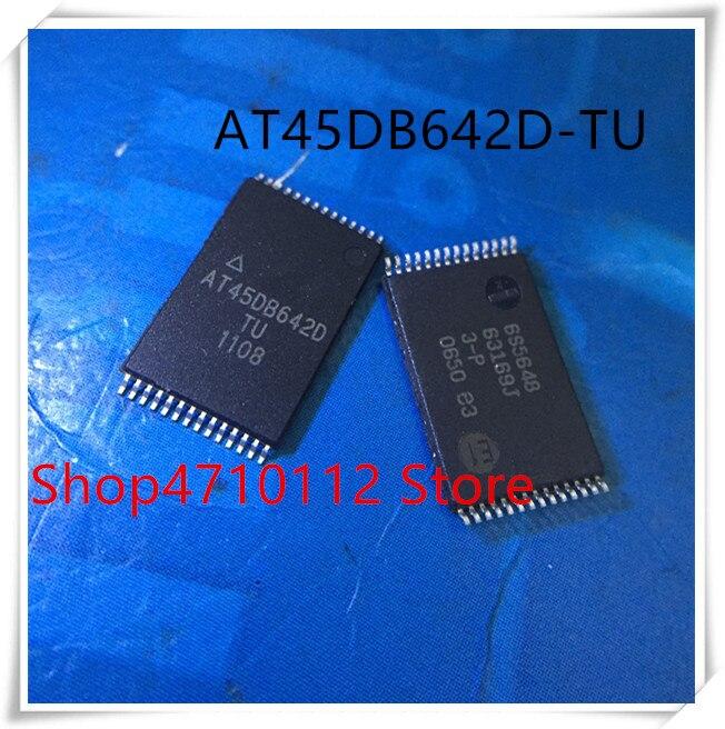 NEW 1PCS LOT AT45DB642D TU AT45DB642D AT45DB642 TSOP 28 IC