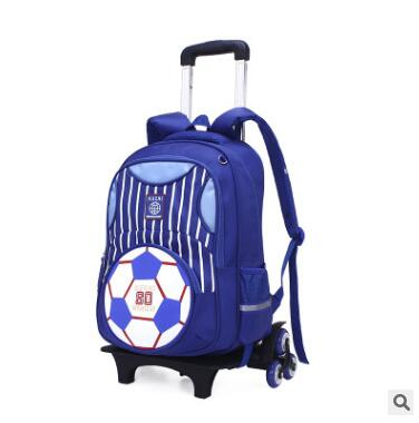 Wheeled backpack for kids Rolling bags for boys Student trolley backpack school bags with wheels Children travel trolley MochilaWheeled backpack for kids Rolling bags for boys Student trolley backpack school bags with wheels Children travel trolley Mochila